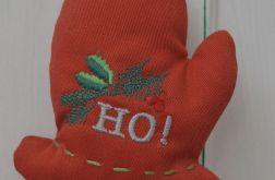 Girlanda - zawieszka - rękawiczki