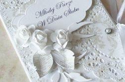 Ślubna kopertówka - inaczej; #38