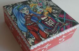Szkatułka z Monster High