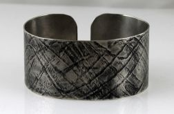 Fale - metalowa bransoleta 151001-06