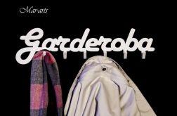 Wieszak garderoba na ubrania