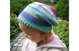 Dziecięca Luźna czapka