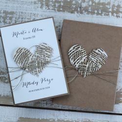 kartka ślubna z personalizacją i pudełkiem1
