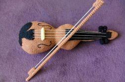 Szydełkowe skrzypce