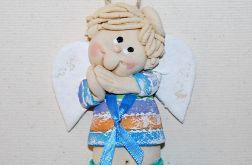 Mały Błażej - aniołek z masy solnej