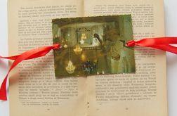 Vintage zakładka do książki - Wieliczka