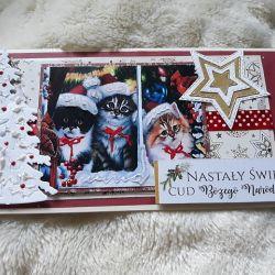 Boże Narodzenie 19, z kotkami