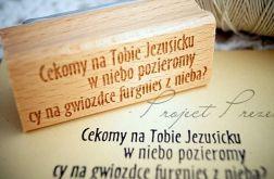 Cekomy na Tobie Jezusicku...