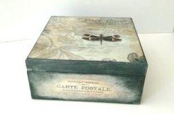 Pudełko z ważką