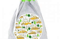 Worek przedszkolaka Dres-taxi