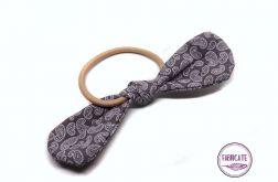 Gumka do włosów - łezki paisley- Fabricate