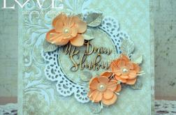 Kartka z okazji ślubu #10
