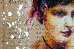 portret - kolor