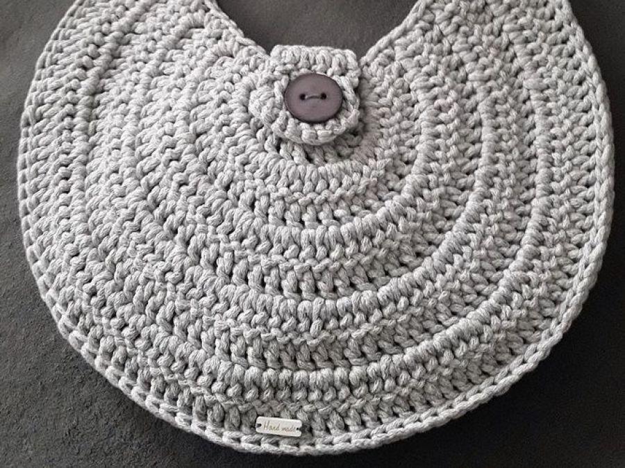 Torba z bawełnianego sznurka