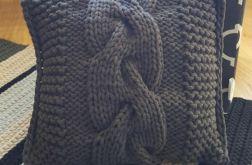Poduszka ze sznurka bawełnianego