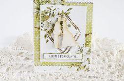 Kartka ślubna, 447