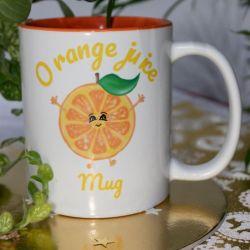 Kubek Orange Juice Mug