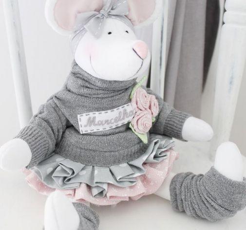COTTONI myszka dla Pani Joanny