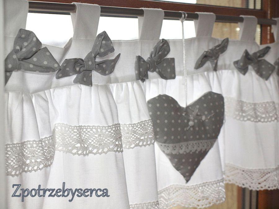 Zazdrostki I Firanki Ręcznie Robione Domowe Tekstylia Handmade