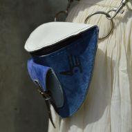 NERKA ZAMSZ + LICO   biało-niebieska