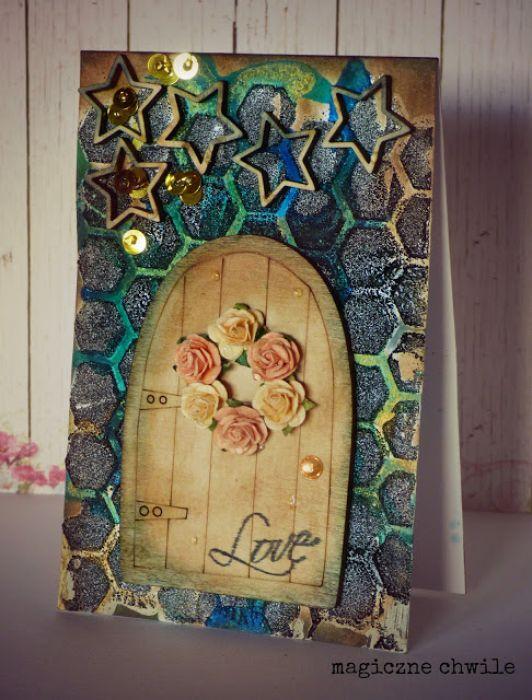 Kartka Walentynkowa 48