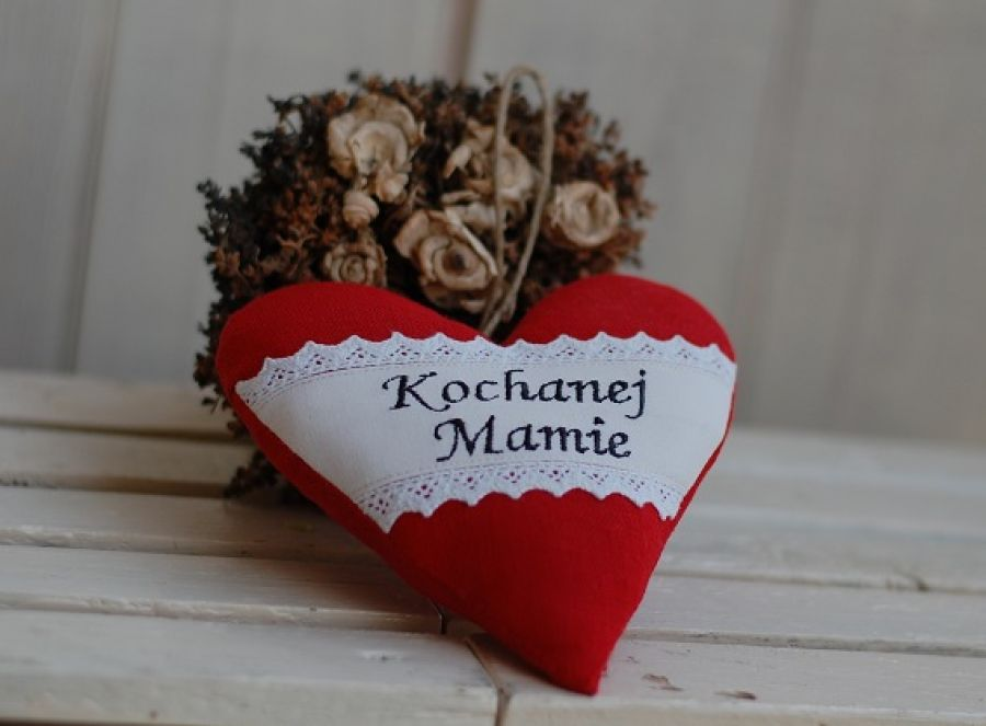Serce na Dzień Matki