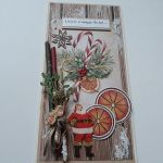 Kartka świąteczna, Boże Narodzenie 11