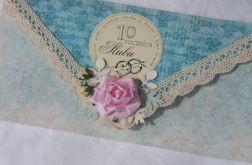 10 Rocznica Ślubu Karta okolicznościowa