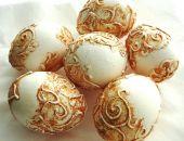 Kurze Jajeczka z Życzeniami
