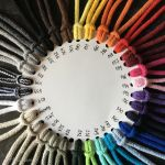 Dywan Stardust - Paleta kolorów