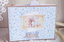 Album na chrzest, roczek, Mommy's Hero GOTOWY