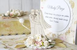 Ślubne życzenia w pudełku IV