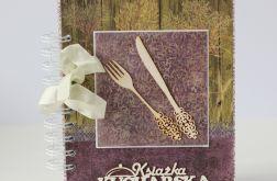 Książka kucharska A5 a