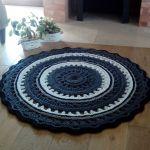 Dywan Winterfell 120 cm - dywan rękodzieło