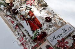 Boże Narodzenie rustic