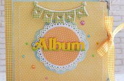 Kolorowy dziecięcy album