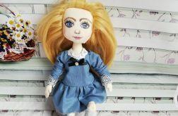 Lalka kolekcjonerska, Handmade doll