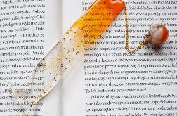 Zakładka do książki - syreni ogon fire