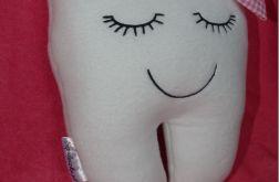 Maskotka ząbek różowy