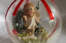 Bombka z aniołkami 3