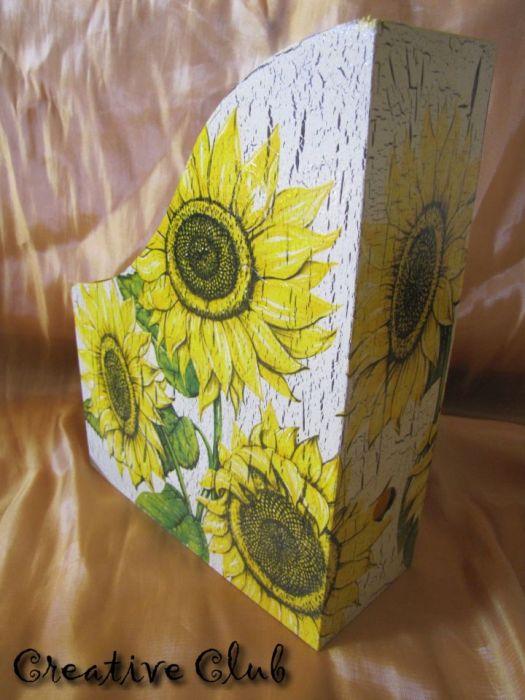 Segregator - słoneczniki -