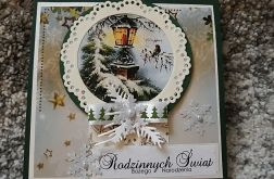 Kartka świąteczna, Boże Narodzenie 17