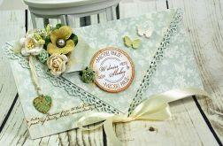 Kopertówka ślubna- royal roses