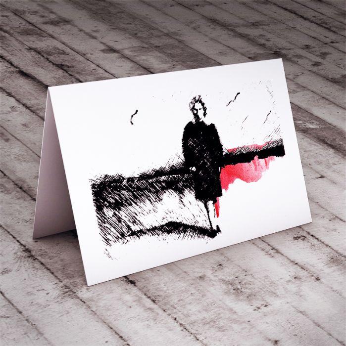 Karteczka dla Mamy...