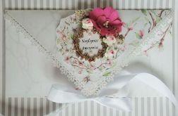 Kartka ślubna urodzinowa imieninowa
