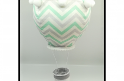 Balonik - dekoracja do pokoju dziecięcego