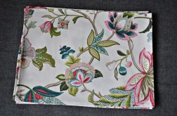 4 podkładki pod talerze - kwiatowe fantazje