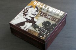 Pudełko z Marilyn Monroe