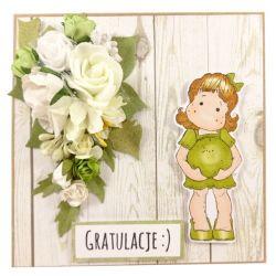 Kartka - gratulacje z okazji ciąży  #516