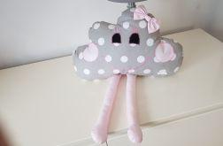 Poduszka dekoracyjna dla dziecka - chmurka